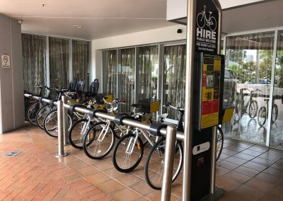 Novotel Wollongong Bike hire